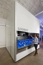 Lagerlift: Kleinteile kompakt lagern