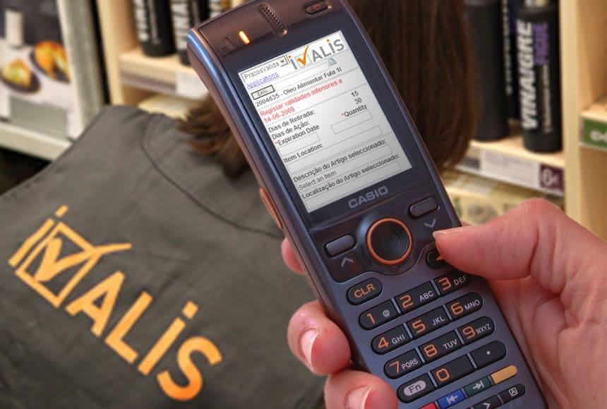 Inventurhelfer en masse:: Casio mit Großauftrag von Ivalis
