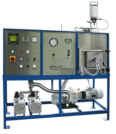 Für universelle Wärmebehandlungen: Hochtemperaturöfen