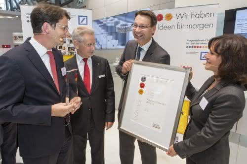Urbane Produktion der Zukunft: Wittenstein Bastian ist Sieger im Innovationswettbewerb