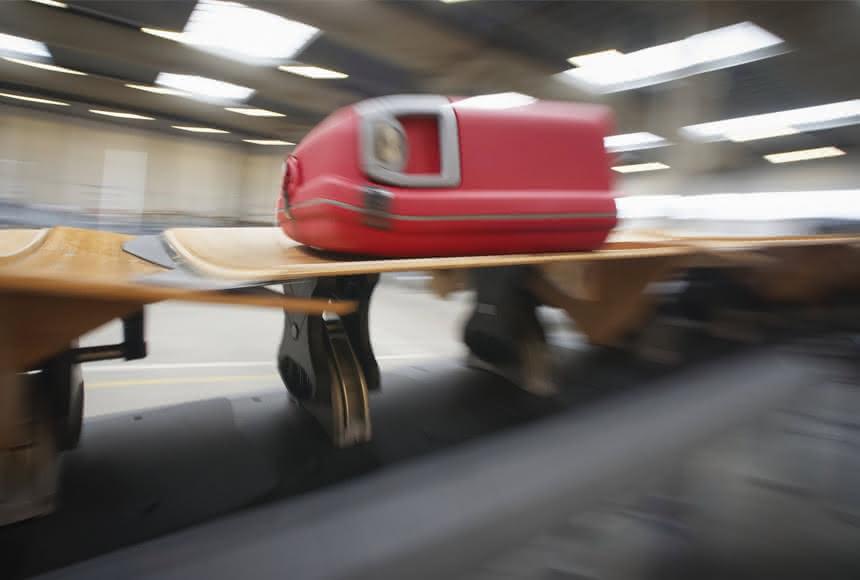 Gepäckförderer für Shanghai:: Der Airport fliegt erneut auf Vanderlande