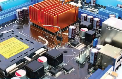 Produktionssysteme: Elektronikkomponenten-Datenbank integriert
