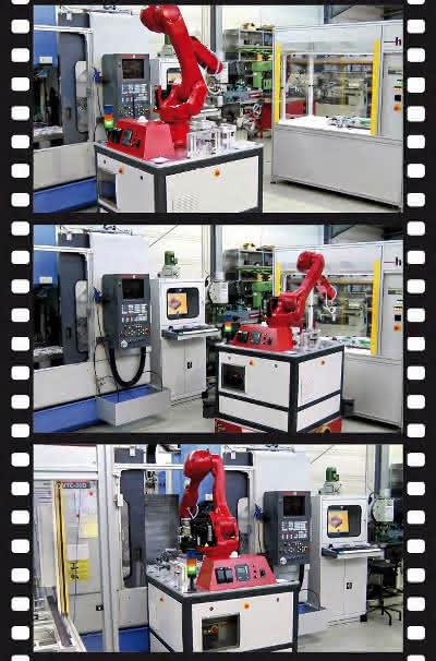 Selbstfahrender Bestückungsroboter: Entlastung von der Monotonie
