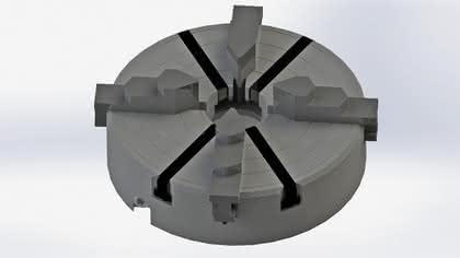 Alufix-Spannsystem: Anordnung wählen