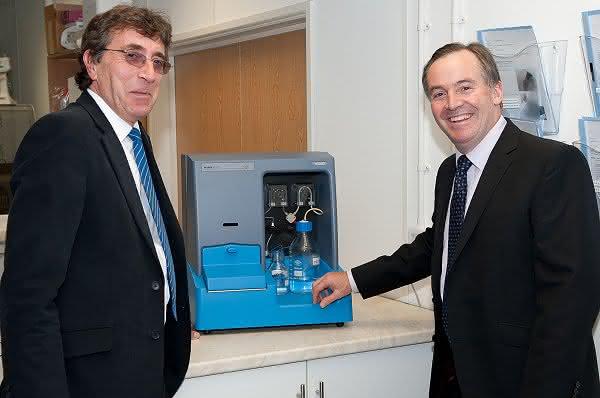 Nanopartikel-Charakterisierung: Malvern Instruments kauft NanoSight