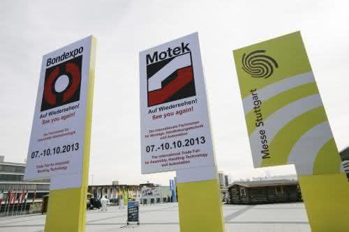 Leitmesse für die Produktions- und Montageautomatisierung: Stuttgart: Die 32. Motek hat begonnen