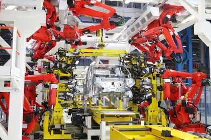 Robotersteuerung C5G: Kommunikation stimmt