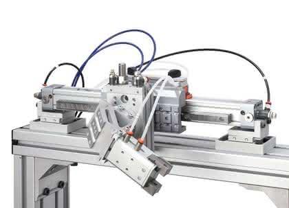 Montageautomation: Modulare Verbindungen