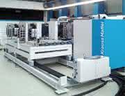 Automatische 2-Platz-Werkzeugwechselstation