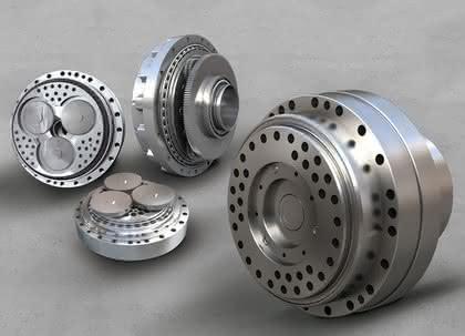Exzentergetriebe: Belastbare Getriebe