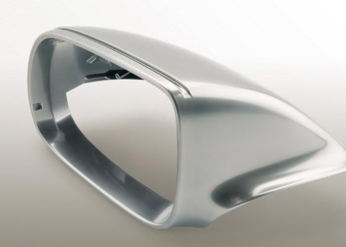 Oberflächentechnik für Automobilanwendungen: Lackieren statt verchromen