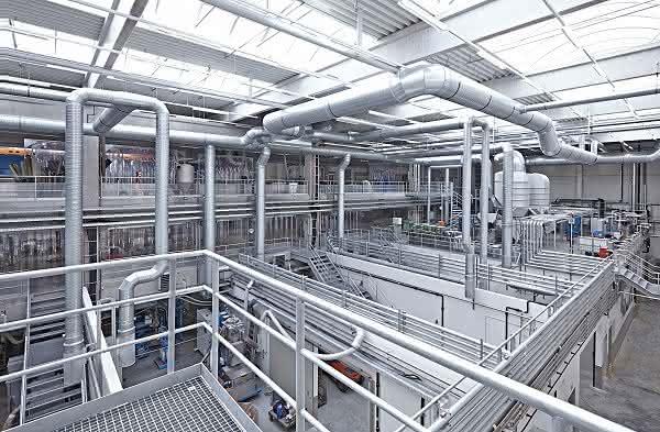Das neue Technikum in Stuttgart