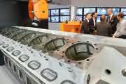 Werkzeugmaschinenindustrie optimistisch:: Der Trend ist positiv