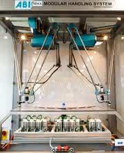 Fachpack 2013: Keba: Verpackungsrobotik kompakter und schneller