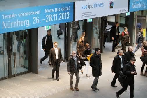 SPS IPC Drives 2013: Erstmals in 13 Hallen vertreten