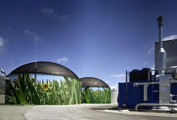 Biogas-Anlagen und Power-to-Gas: Mehr Methan erzeugen mit Elektrolyse-Wasserstoff