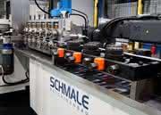 Bearbeitungszentrum: Flotter Achtfach-Werkzeugwechsler