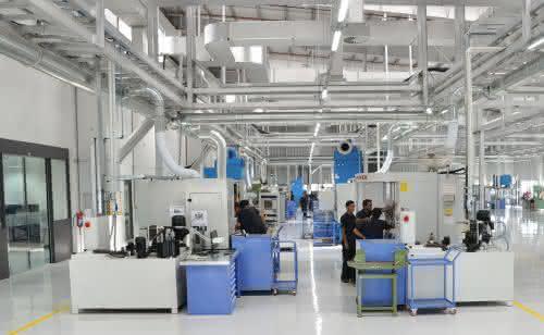 Wachsender Markt: Indien: LMT Group eröffnet Produktionsstandort