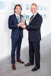 Unternehmer des Jahres 2013: Sartorius-Vorstandsvorsitzender Joachim Kreuzburg erhält SAUREN Golden Award
