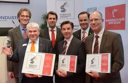 Robotics Award: Wettbewerb