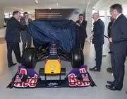 Red Bull F1-Renner