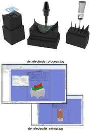 CAD/CAM-Lösungen: Elektroden konstruieren