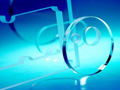 Synthetische Saphire: In Standard- und kundenspezifischen Formen