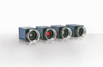 GigE-Kameras: 15 MP kompakt