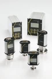 Vakuumtransmitter: Bis Ultrahochvakuum