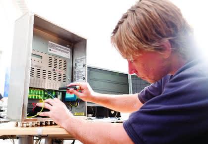 Condition-Monitoring-System: Antriebsstränge in WKA überwachen