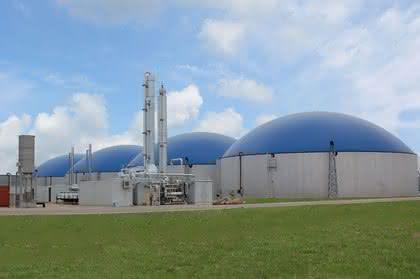 Biogasanlage: Wärmebedarf gestillt