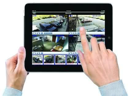 Cloud-Lösung: Für die Videoüberwachung