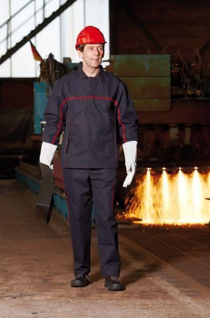 Textil-Mietdienste: Tragbare Schweißerschutzkleidung