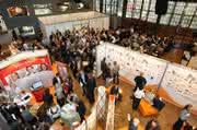 Karriereevent für Naturwissenschaftler & Ingenieure: jobvector career day