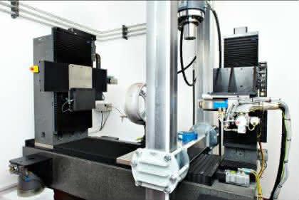 FVK-Werkstoffe unter hoher Last prüfen: Computertomograph blickt tiefer in Composites