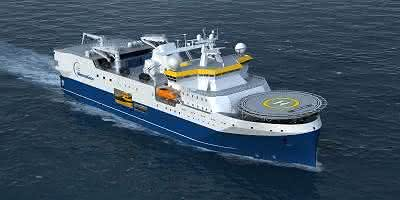 Märkte + Unternehmen: Friesland Kabel verkabelt Seismikschiffe