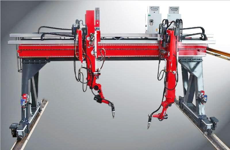 News: Reis Robotics: Schweißroboter und Brückenportale für die Türkei
