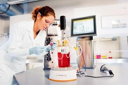 Einweg-Bioreaktor: Einweg-Labor-Bioreaktor