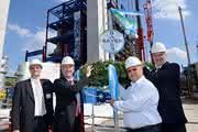 Vor dem Rohbau der neuen TDI-Anlage