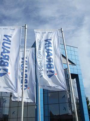 Neubau des Unternehmensbereiches Kunststoff- und Pharmaproduktion