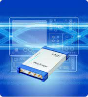 Konformitäts-Vorprüfungen: 20-GHz-Sampling-Oszilloskop