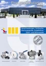 Produktkatalog: Katalog für Pneumatikzubehör