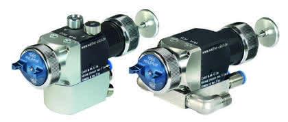 Automatik-Zubehör: Extreme Spritzparameter
