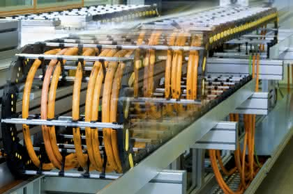 Ethernet-Leitungen: Große Datenmengen in kürzester Zeit