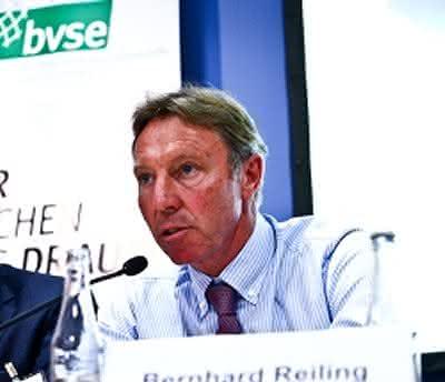 Bernhard Reiling, Präsident des bvse-Bundesverband Sekundärrohstoffe und Entsorgung e.V.
