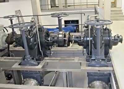 Wirtschaft + Unternehmen: TU-München: KSB restauriert historische Pumpen