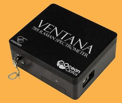 Spektrometer-Setrie Ventana: Hohe Empfindlichkeit, kompakte Abmessungen