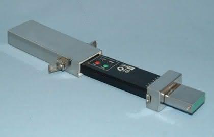 Temperatur-Datenlogger DQ1862: Ohne nachlaufende Sensorkabel