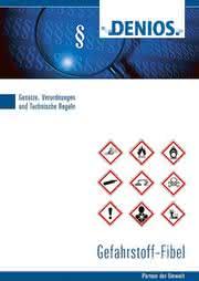 News: Neue DENIOS Gefahrstoff-Fibel