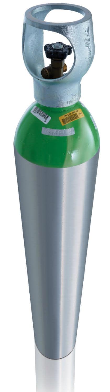 Life Sciences Innovations: Antimikrobielle Gasflasche für Schutzgasverpackungen